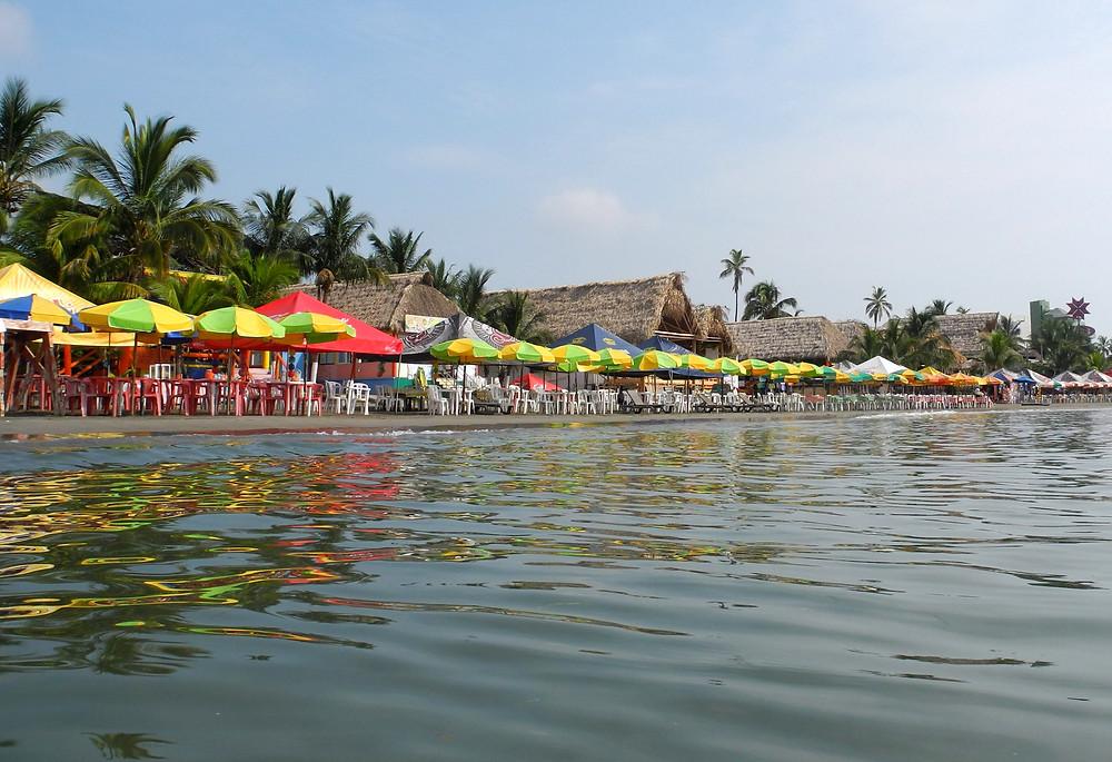 Veracruz, c'est aussi quelques jolies plages.