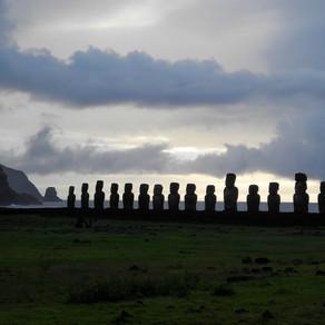 L'île de Pâques – partie I : Les Origines
