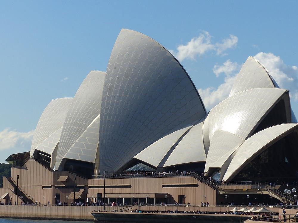 L'Australie entre ombre et lumière.