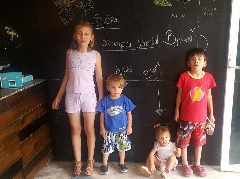 L'incroyable famille de Mayela