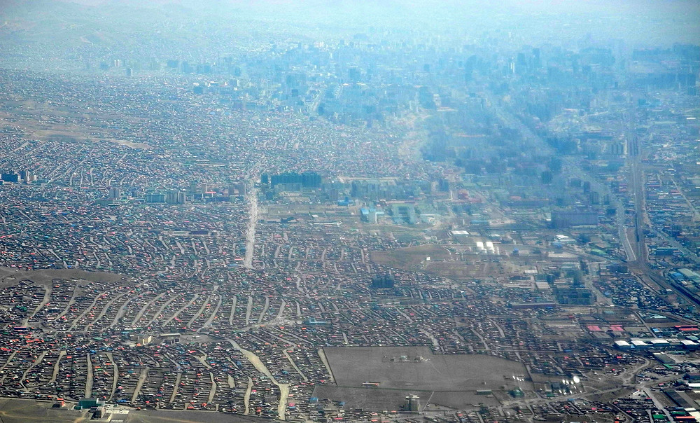 Des quartiers qui se développent en périphérie bien plus vite que ce que la ville peut digérer.