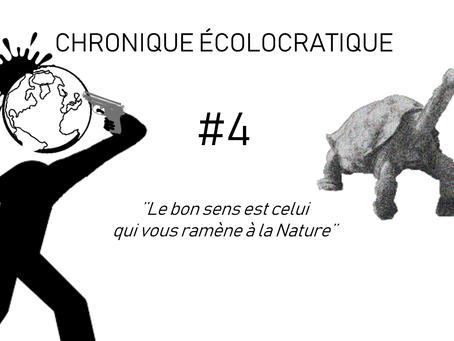 #4. Écolocrature