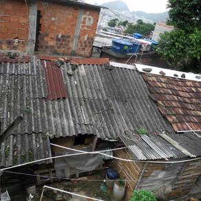 Planter l'espoir dans une favela de Rio