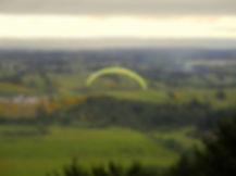 Araucanie parapente