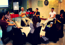 Entrepreneurship Training for Trainers (CEFE Approach)
