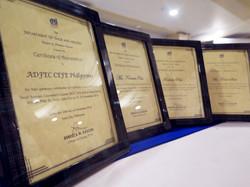 ADFEC Recognition