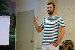 Jovan Stalevski of CEFE Macedonia