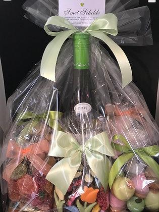Geschenkpakket met wijn