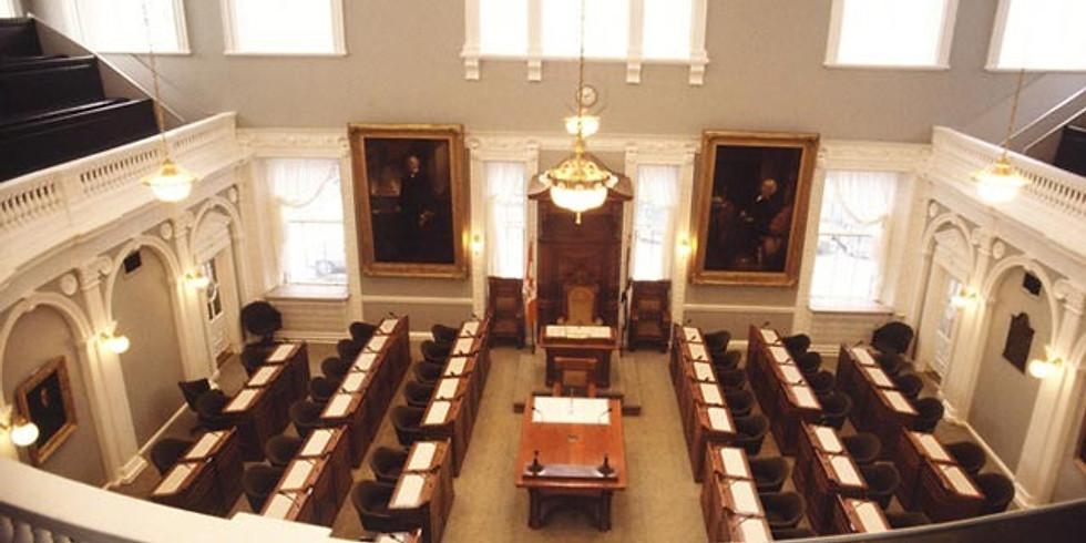G1LI - Nova Scotia Legislature Tour 2019