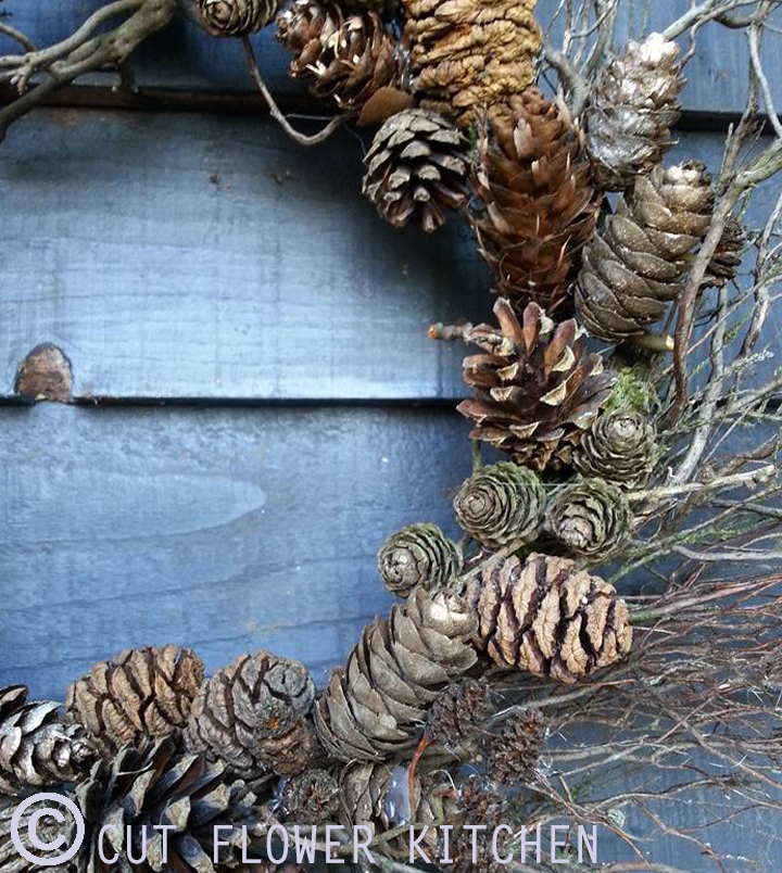 Cutflowerkitchen Pinecone Example