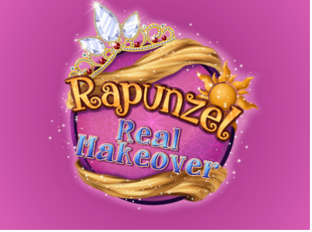 Game titles two Women Rapunzel True Makeover