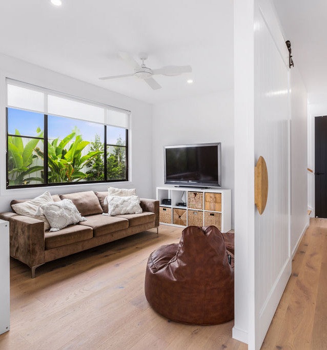 MPR Room in Coastal Beach House