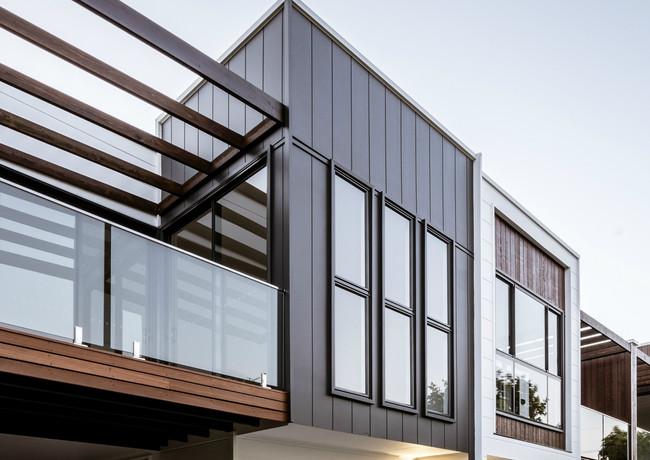 Beautiful facades