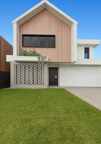 Contemporary Beach House