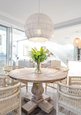 Inner City Hampton Dining room