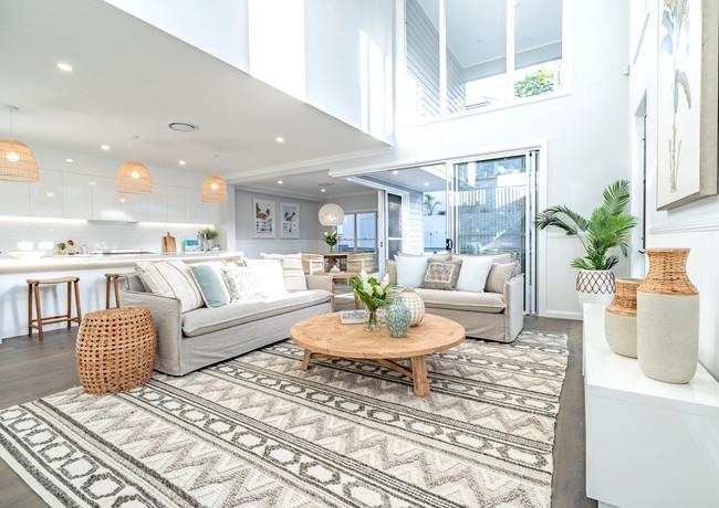 Simply stunnig living area