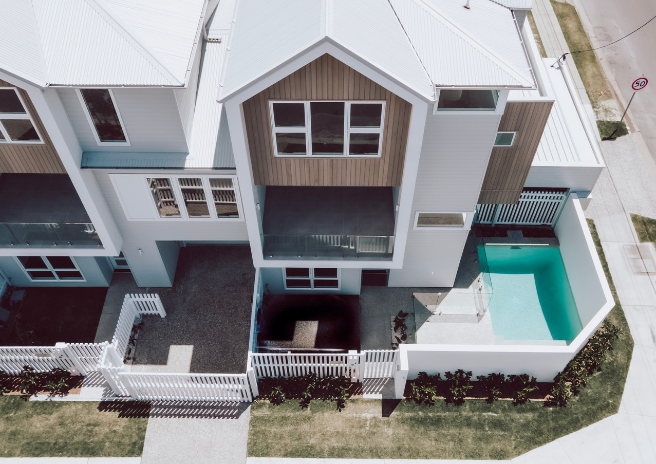 Cedar Court Burleigh Heads| Boutique Build Projects | Alroe Constructions
