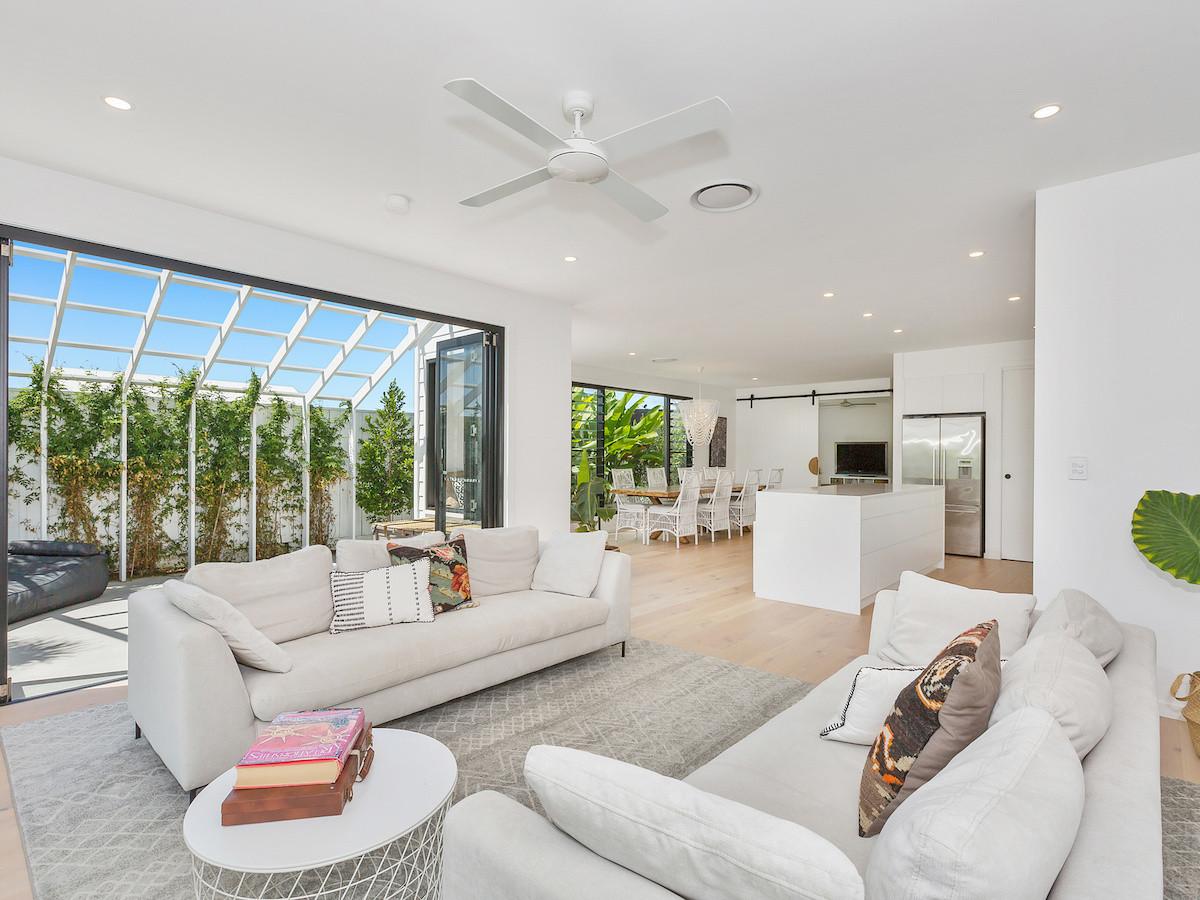 Modern Beach Interior Design