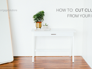 How to: Cut Clutter from Your Home
