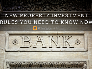New Property Investment Rules You Need To Know Now