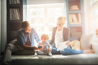 Personal succession planning for families with young children