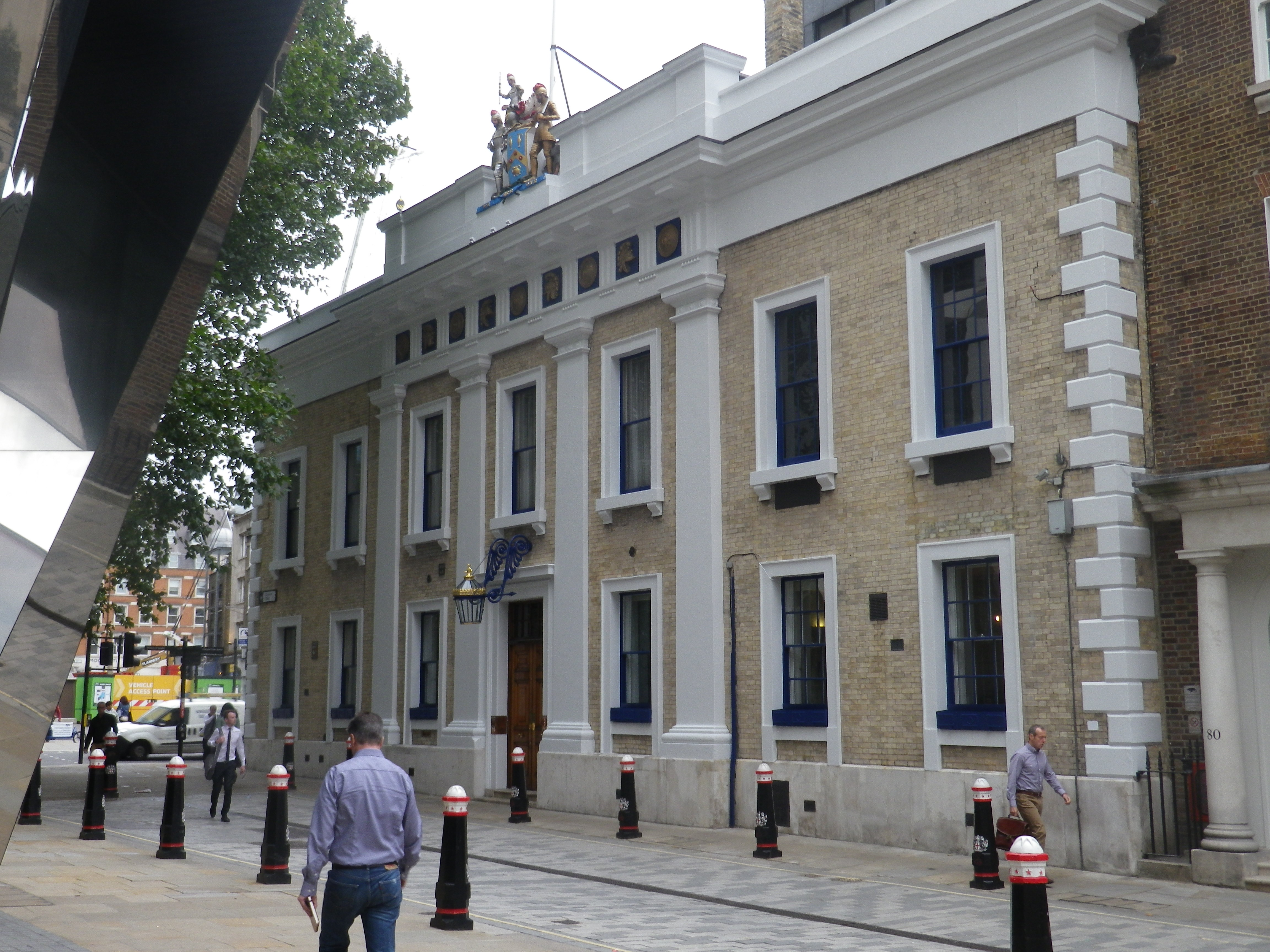 Armourers Hall After