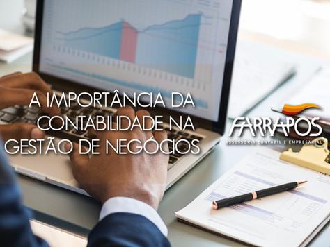 A importância da contabilidade na gestão de negócios