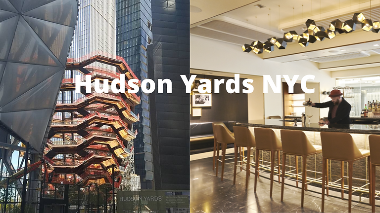 Mixolo Goes to Hudson Yards NYC!