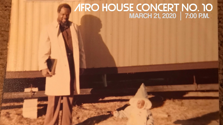 Disruptive. Music. Culture.  Afro House Concert No. 10!  (SOLD OUT!)