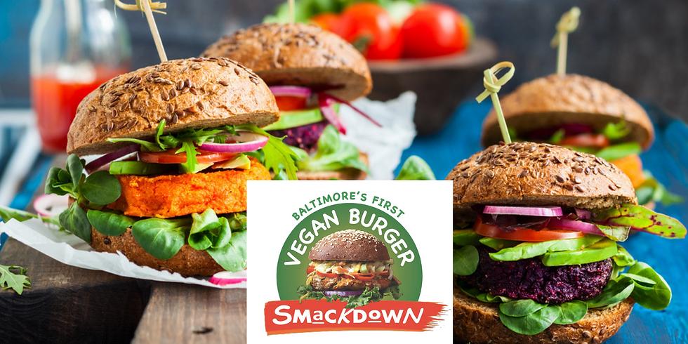 Vegan Burger Smackdown - HOT TICKET! (1)