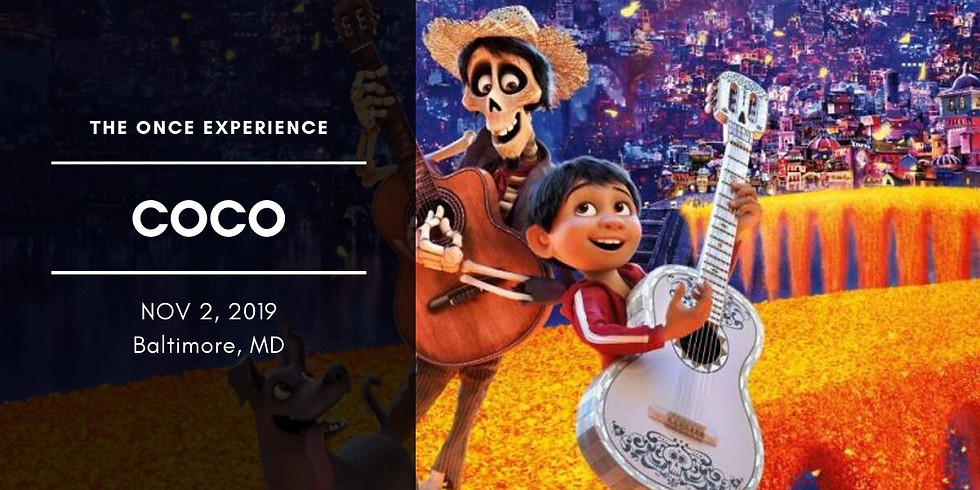 The ONCE Experience Presents COCO