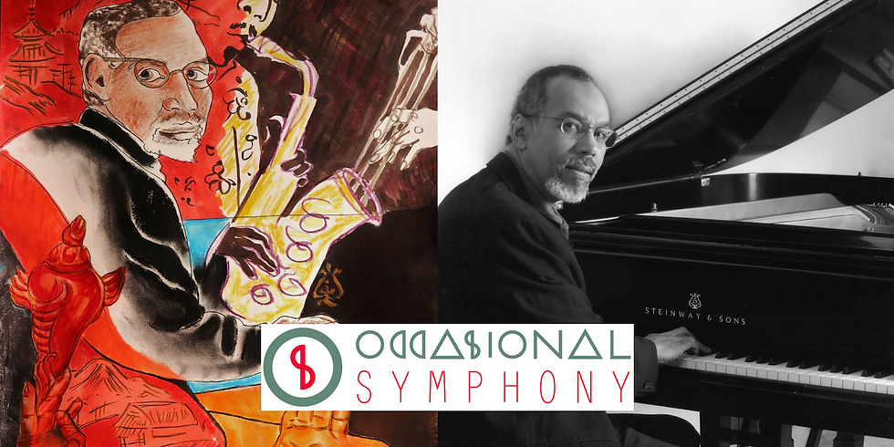 Symphonic Jazz with Occasional Symphony