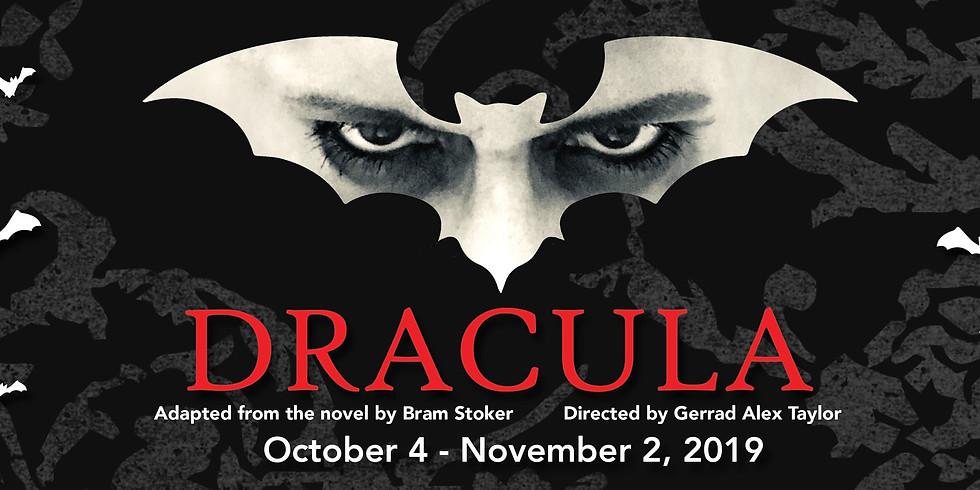 DRACULA (stage adaptation of Bram Stoker's novel)