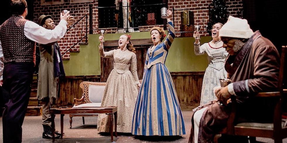 """A Christmas Carol"" at Chesapeake Shakespeare Company"