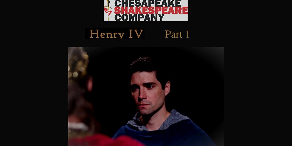 Henry IV (Part 1)