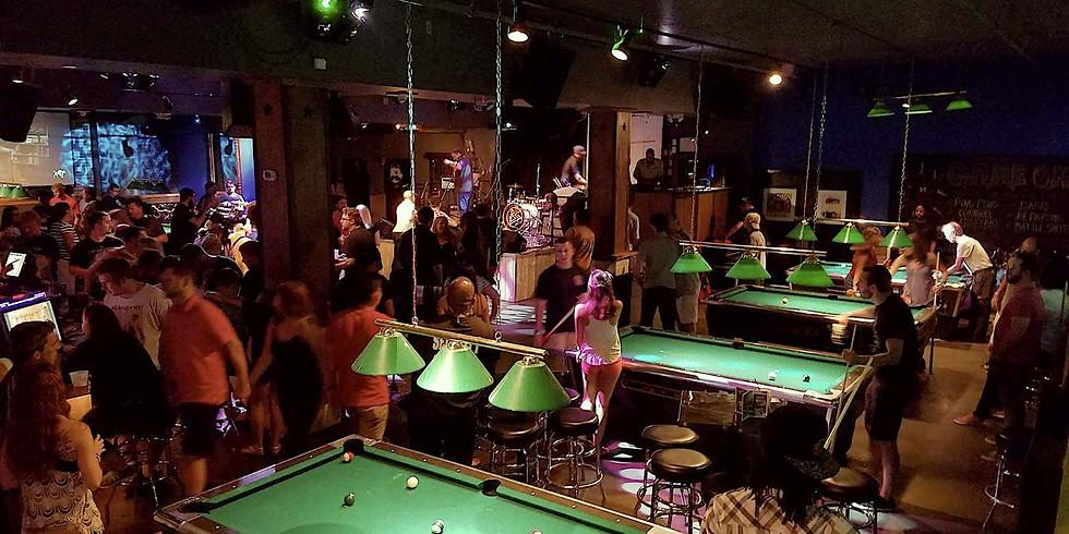 Join us at GAME Sports Bar