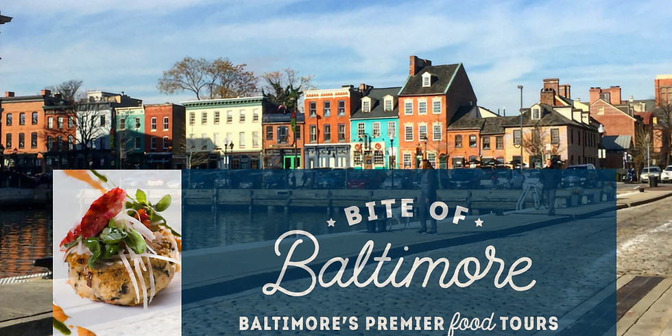 """Take a """"Bite of Baltimore"""" with us"""