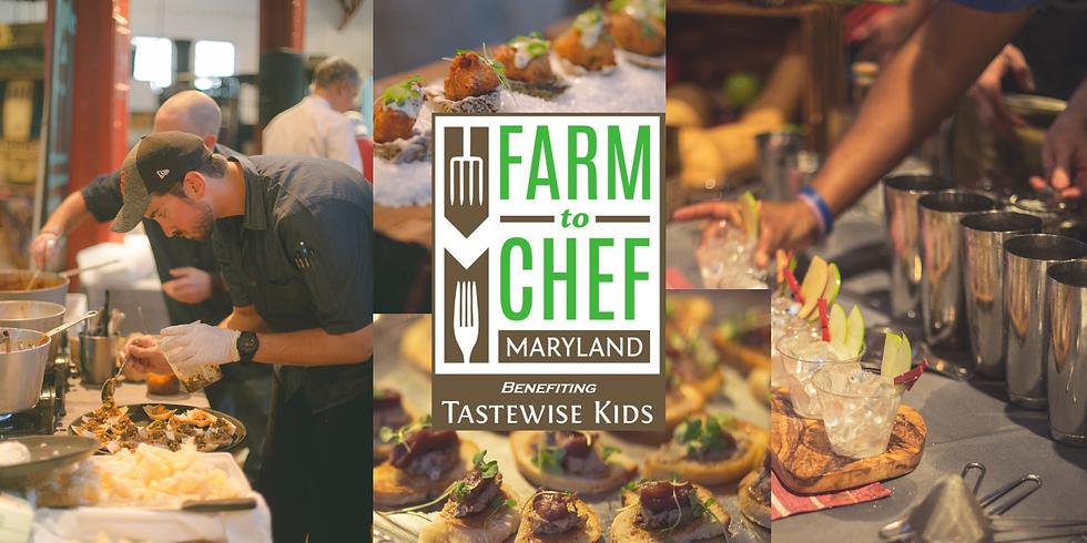 Farm-to-Chef Maryland 2019