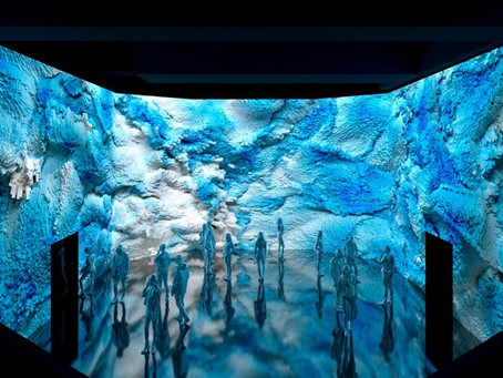 Art and Techology and Science: Oh My!
