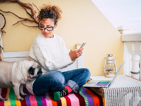 Wake. Up.  New customer rising...