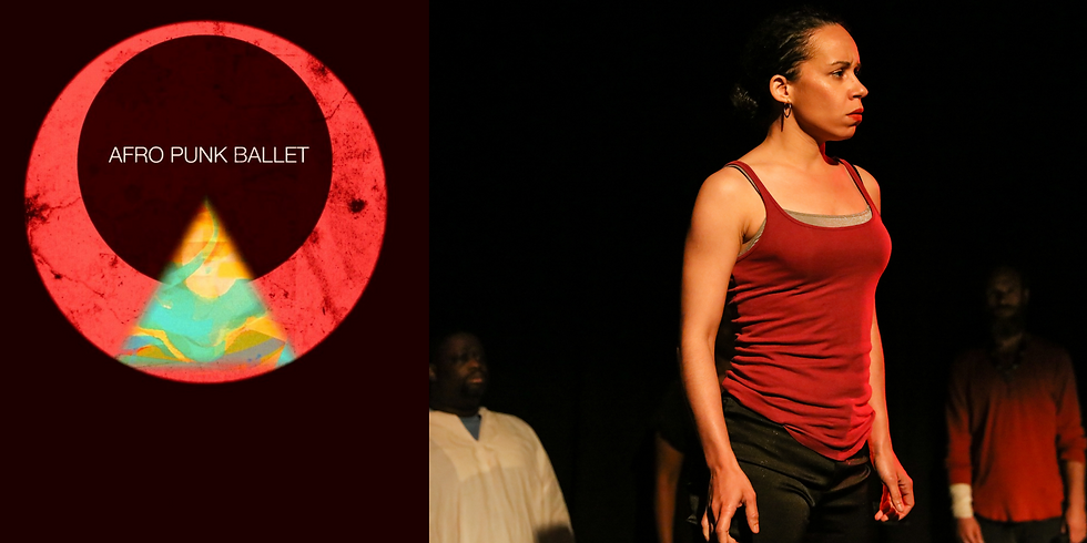 Afro Punk Ballet, continued... (date change)