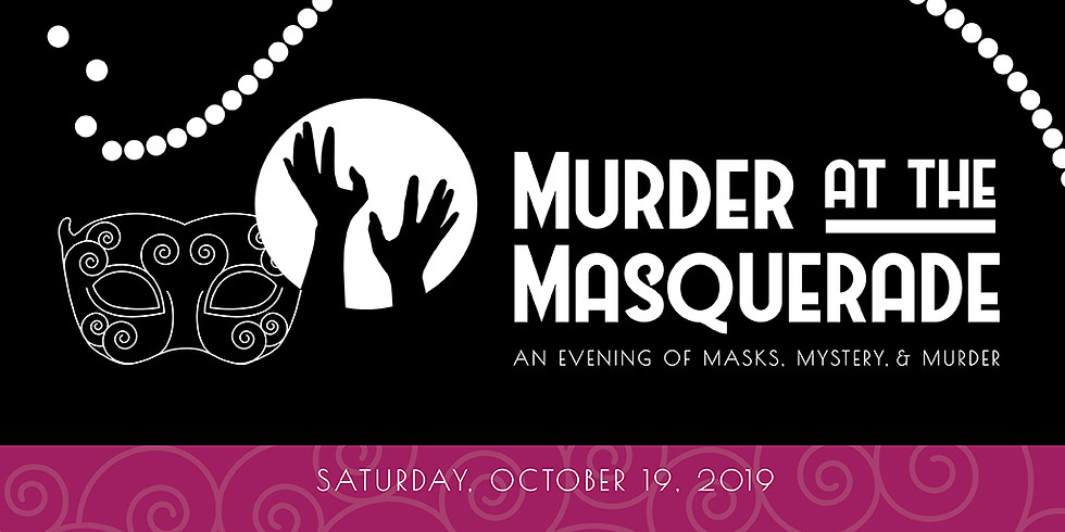 Murder Mystery Masquerade Ball at the B & O Railroad Museum