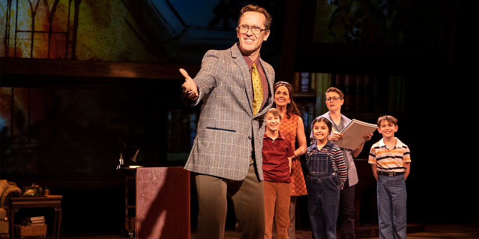 FUN HOME, the musical (back by popular demand)