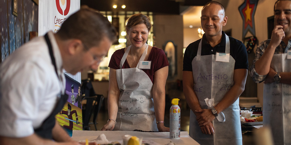 Chef Egg Live:  Hands-on Jamaican Cooking Class