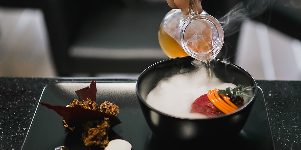 Molecular Gastronomy Cooking Class