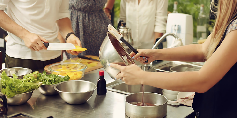 """The """"Quintessential Brunch"""" cooking class at School of Food"""