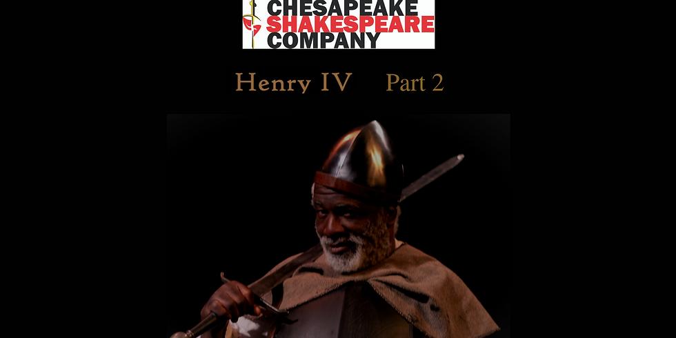 Henry IV (Part 2)