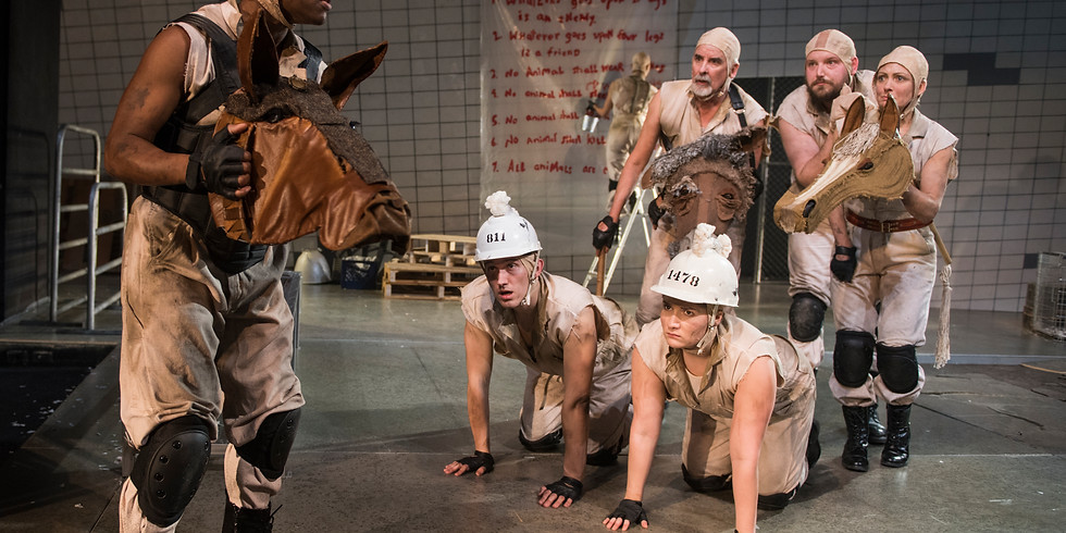 """See """"Animal Farm"""" at Baltimore Center Stage"""