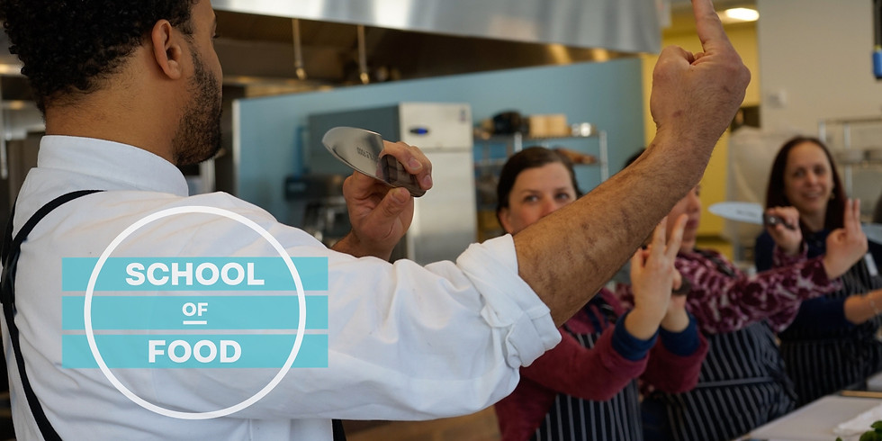 Kitchen Skills Class Series, cont. - The Art of Butchery